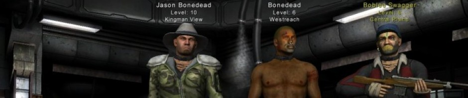 Bonedead's Adventures